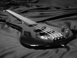 Bass Ibanez GSR200 by 7Arts