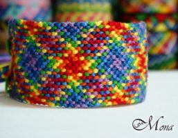 Friendship Bracelets ..32.. by Noomy