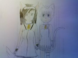 Me and my bff by FairyTailForever123