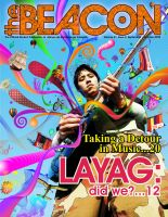 Beacon October Issue Cover by resurrect97