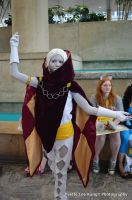Demon Lord Ghirahim by IceMagePathfinder