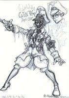 Art Trade-Undead Waffen-SS by jack8642