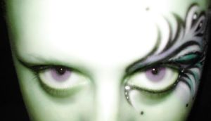 These Eyes by thepinupgirl