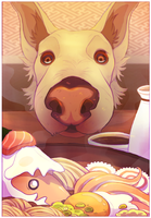 Hungry for Ramen by Plumbeck