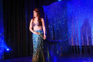 The little mermaid, Broadway by RAINB0WBRITE