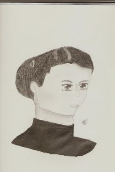 Audrey Hepburn by Wish-Ful-Thinking