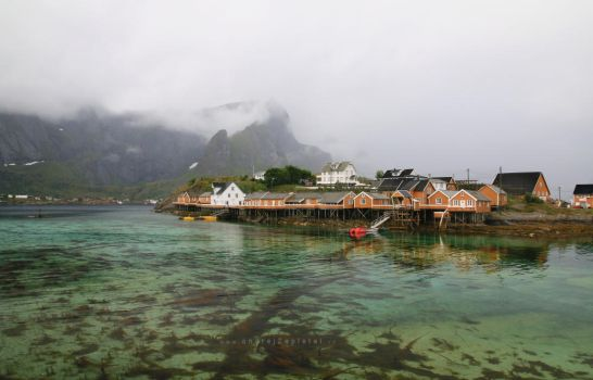 Town of Reine (NOR) by ondrejZapletal