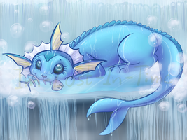 Beautiful fishdoge by Kirlikea