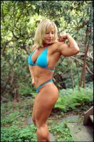 Michelle Burdick 1 by FbbFan1