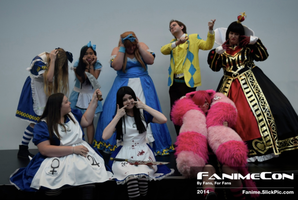 First Group Silly Photo Wonderland Gathering 2014 by SasuInsanity