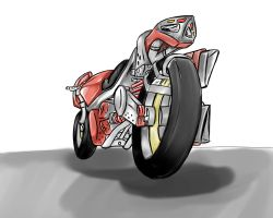 Motorcycle Design by Giganaut