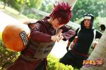 Gaara and Kankuro by waysofevil