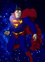 Sigints Superman by captblitzdawg