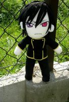 Lelouch Lamperouge by Geek-ON