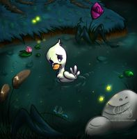 The Ugly Duckling by MyFantasyZone