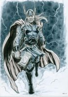 Thor by NDemare