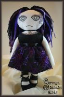 Gothic-doll-luna by Strange-Little-Girls
