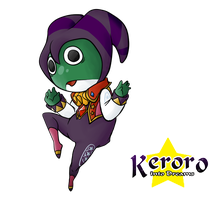 Keroro into Dreams by KichiMiangra