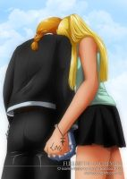 Together by Edward-x-Winry