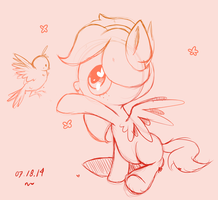 Tilly Commission by Doodleshire