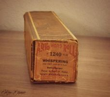 1920's Piano Roll - Photo 4 by RMS-OLYMPIC