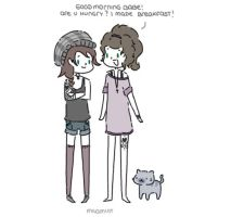 Fem!Larry by milamint
