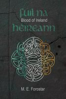 Book cover: Fuil na hEireann by Windflug