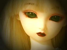 Doll Face by shadowmaster