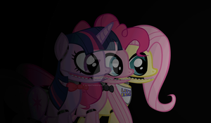 Five Nights At Pinkie's 3 [Animation] by XLightning-Dash3rX