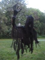Dementor Sculpture by Thom-Heap