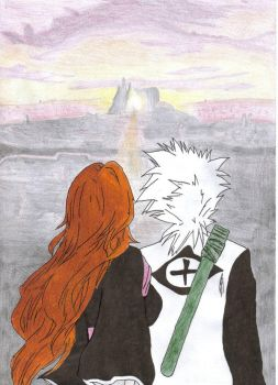The Start of a New Beginning by Hitsugaya-x-Rangiku