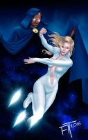 Cloak and Dagger by atdoodle