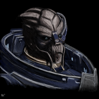 Garrus ^^ by Revenia