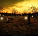 Cemetery Haunting Premade Background by KYghost