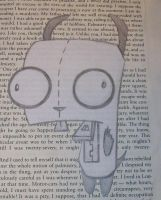 Gir will destroy books by blackiceheart
