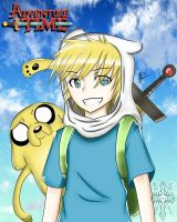 Adventure Time :D by LouieJohn08
