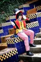 Lelouch Mad Hatter - Code Geass in Wonderland by Carlos-Sakata