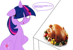 Mordetwi: Happy Thanksgiving? by ModernLisart