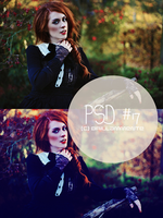 PSD Coloring  #17 by lucemare