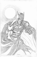 Batman commission by EdMcGuinness