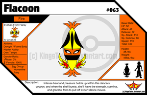 063 - Flarcoon by KingsTailor