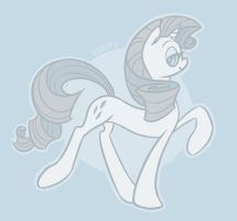 Monochromatic Rare by Sparva