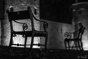 Where the Ghosts Sit at Night by tvurk
