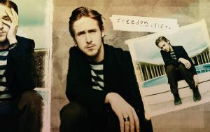 Ryan Gosling - Freedom by Firlachiel