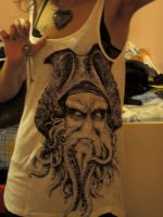 Davy Jones the return of the t-shirt :o by rochel-chan