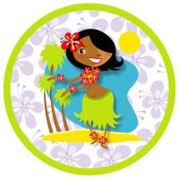 Hula Girl Series No.3 by Hobbit1978