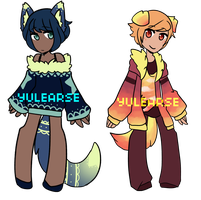 Day Adopts [CLOSED] by Yulearse