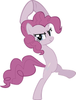 Discorden Pinkie Ice Skating Vector 1 by decompressor