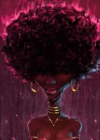 Afro by cury