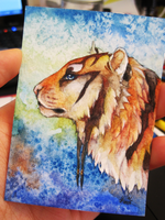 Aren ACEO Original by Capukat